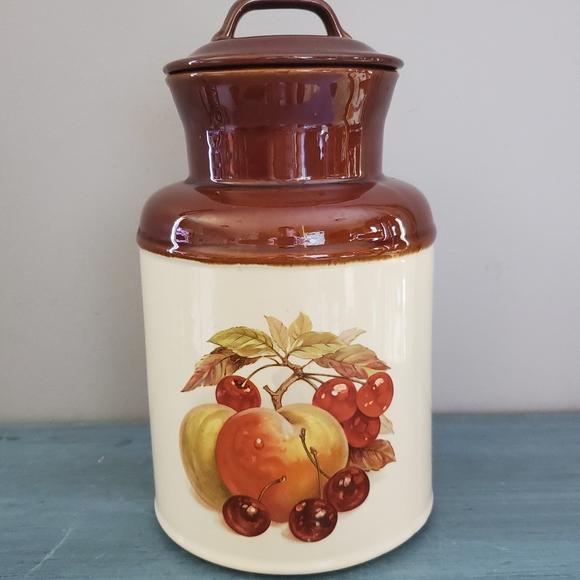 Vintage McCoy Cookie Jar Milk Can